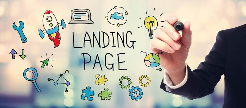 Das richtige Marketing zur Landingpage